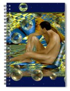 Book Of Dreams Spiral Notebook