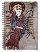 Book Of Kells: St. Matthew Spiral Notebook