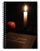 Book Of Knowledge  Spiral Notebook