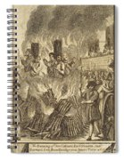 Book Of Martyrs, 1563 Spiral Notebook