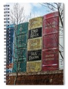 Books Plus Kansas City Spiral Notebook