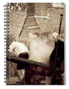 Boom Spiral Notebook