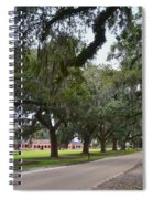 Boone Hall Plantation Spiral Notebook