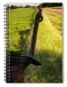Boot 2 Spiral Notebook