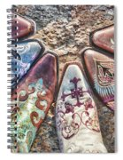 Boot Fan Spiral Notebook