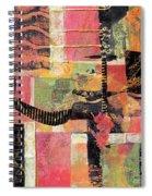 Bordeaux Spiral Notebook
