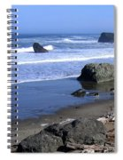 Border Collies Spiral Notebook