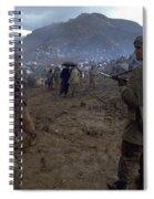 Border Control Spiral Notebook
