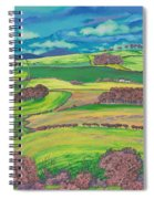 Border Country Spiral Notebook