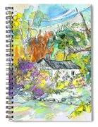 Borderes Sur Echez 02 Spiral Notebook
