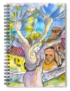 Borderes Sur Echez 04 Spiral Notebook