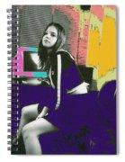 Bored... Spiral Notebook