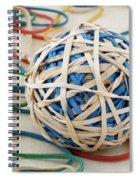 Bored Sensless Spiral Notebook