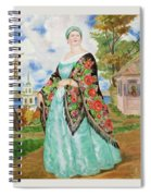 Boris Kustodiev Spiral Notebook