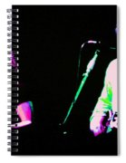 Grateful Dead - Born Cross Eyed Spiral Notebook