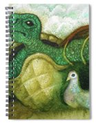 Born For Crawling Will Not Fly Spiral Notebook