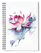 Born For Freedom Spiral Notebook