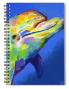 Born To Live Free Spiral Notebook