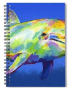 Born To Live Wild Spiral Notebook