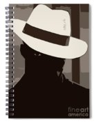 Borsalino Spiral Notebook