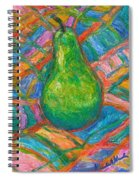 Bosc Beauty Spiral Notebook