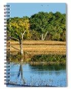 Bosque Del Apache - New Mexico Spiral Notebook