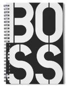 Boss-1 Spiral Notebook