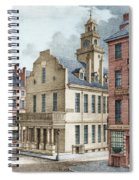 Boston, 19th Century Spiral Notebook