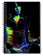 Boston Blues In Spokane 2 Spiral Notebook