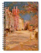 Boston Commons Spiral Notebook
