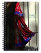 Boston Exotic Spiral Notebook