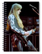 Boston-gary-1393 Spiral Notebook