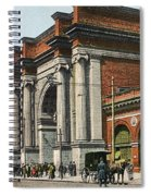 Boston: North Station Spiral Notebook