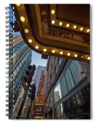 Boston Paramount Theater District Spiral Notebook