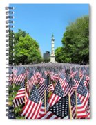 Boston Strong Spiral Notebook