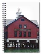 Boston Tea Party 14bos046 Spiral Notebook