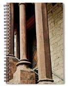 Boston Trinity Church Spiral Notebook