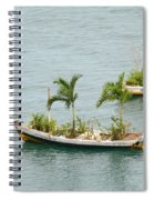 Botanic Garden On The Water Spiral Notebook