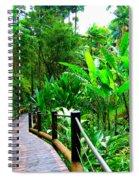 Botanic Gardens Trail Spiral Notebook