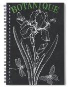 Botanique 1 Spiral Notebook
