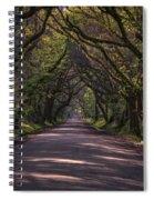 Botany Bay Road Spiral Notebook