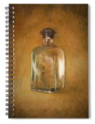 Bottle Of Light Spiral Notebook
