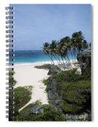 Bottom Bay Spiral Notebook