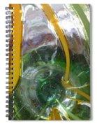 Bottoms Up Series #10 Spiral Notebook