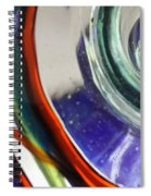 Bottoms Up Series #13 Spiral Notebook