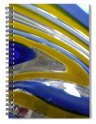 Bottoms Up Series #15 Spiral Notebook