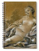Boucher: Venus Spiral Notebook