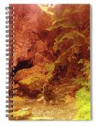 Boulder Cave  Spiral Notebook