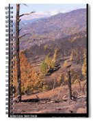 Boulder County Wildfire 5 Miles West Of Downtown Boulder Spiral Notebook