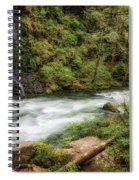 Boulder River Spiral Notebook